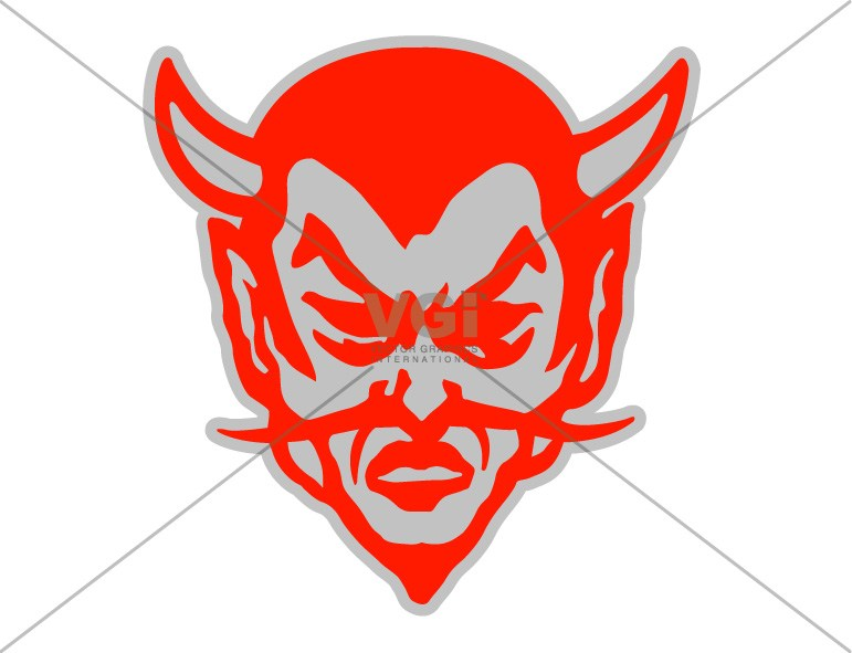 Red devil clipart » Clipart Portal.