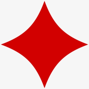 Computer Icons Playing Card Suit Red Diamond.