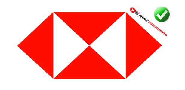 White with Red Diamond Logo.