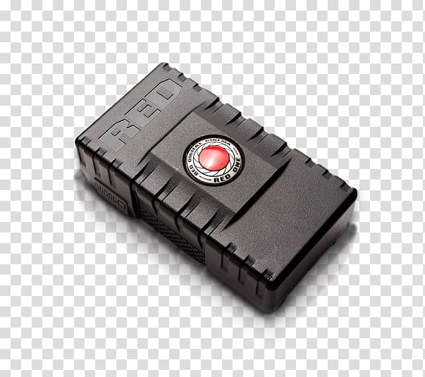 Battery charger Red Digital Cinema Electric battery Battery.