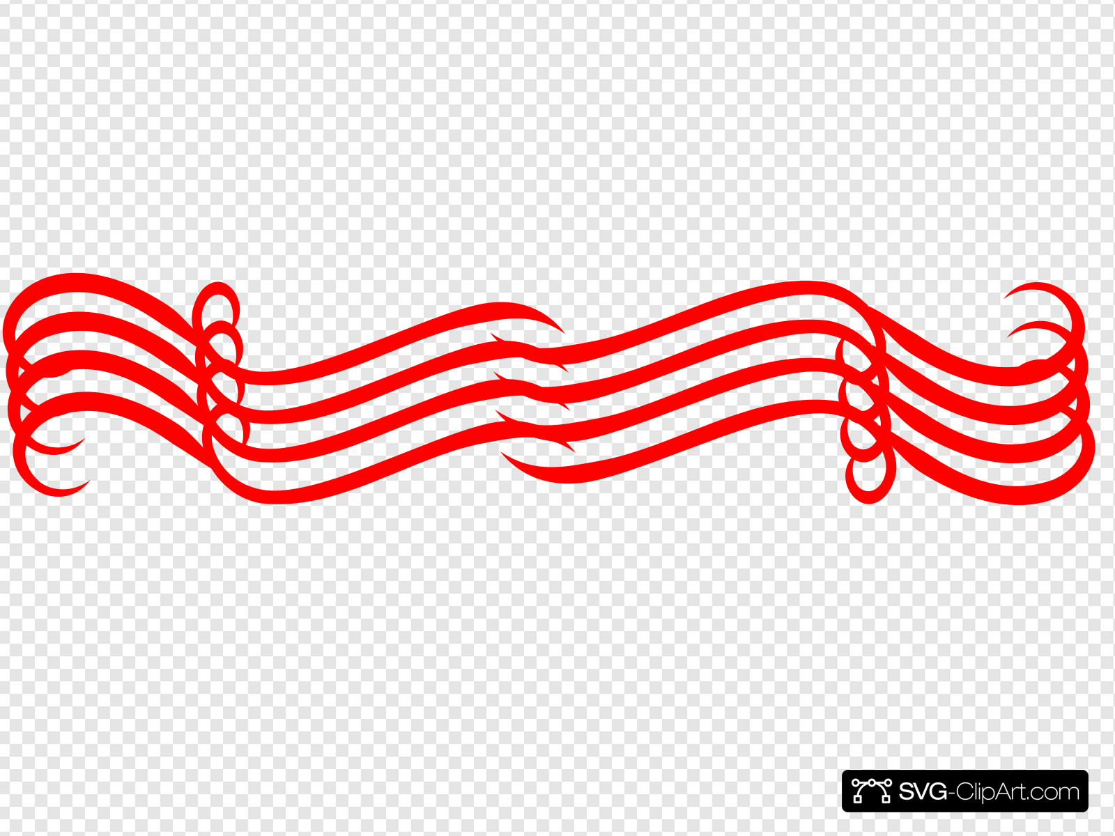 Big Red Divider Clip art, Icon and SVG.