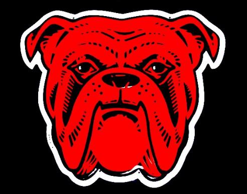 Red Dog Beer Logo.