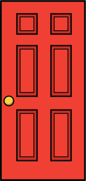 Free Red Doors Cliparts, Download Free Clip Art, Free Clip.