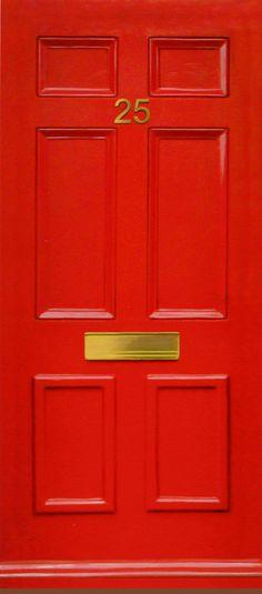 Art Lisa, Red Door Jpg,.