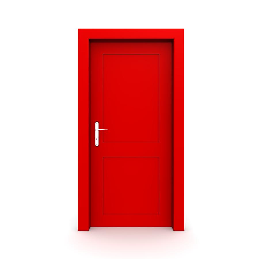 Closed Door Clipart.