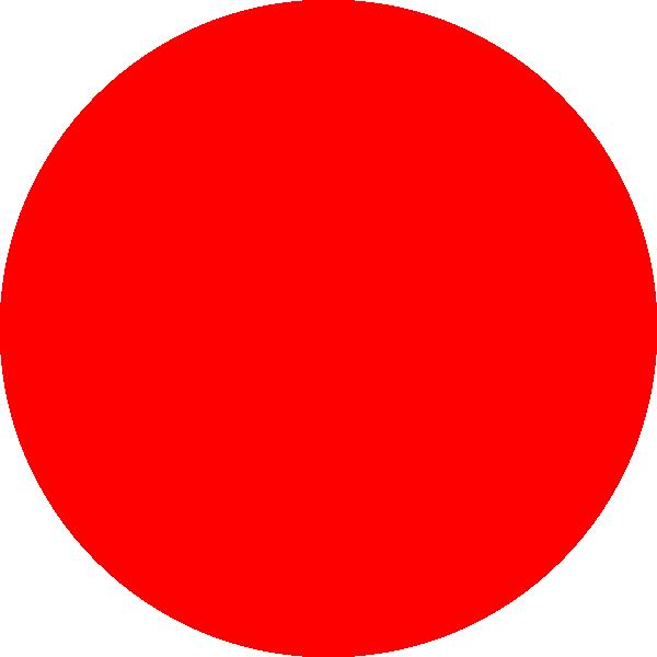 Red Dot Clip Art at Clker.com.