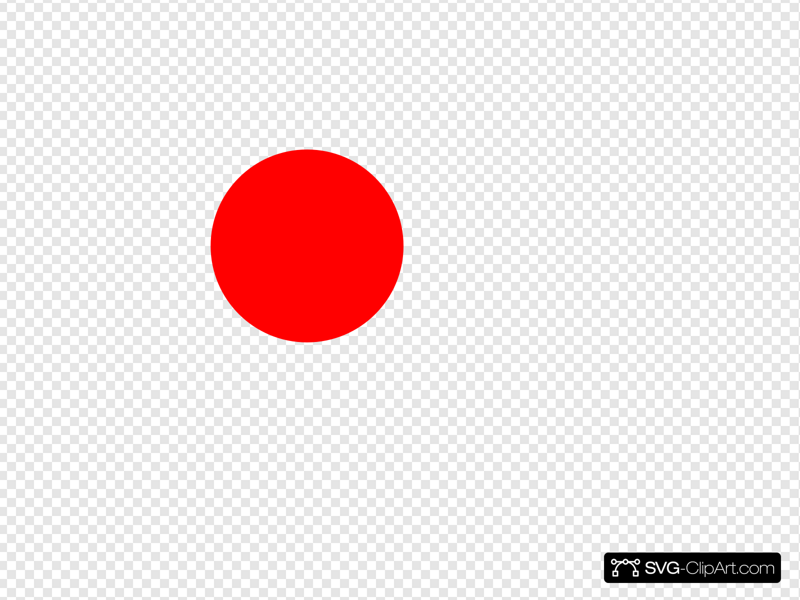 Red Dot Clip art, Icon and SVG.