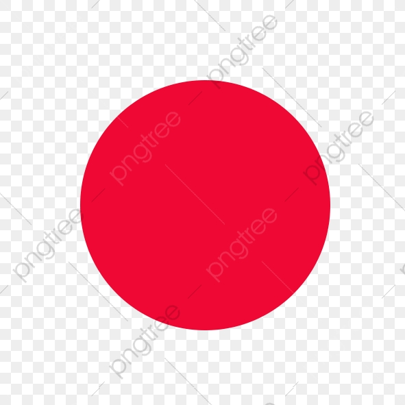 Red Dots, Red, Circles, Solid PNG Transparent Clipart Image.