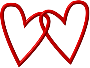 double heart clipart Archives.