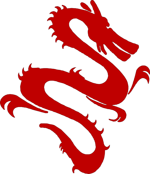 Red Dragon Clip Art at Clker.com.