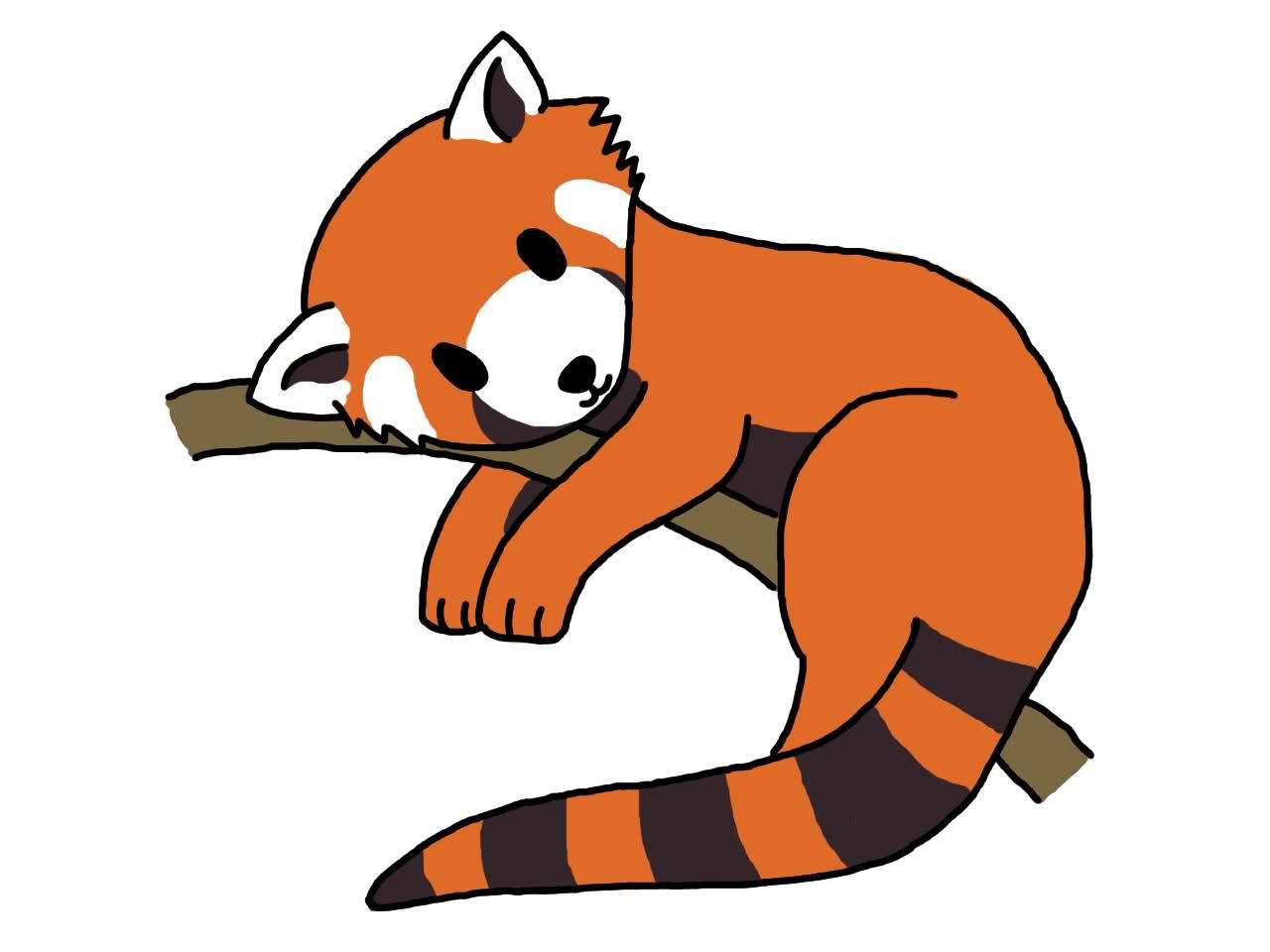 How To Draw A Chibi Panda.