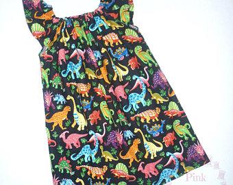 Girls' Dresses.