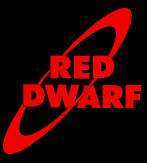 Red dwarf Logos.