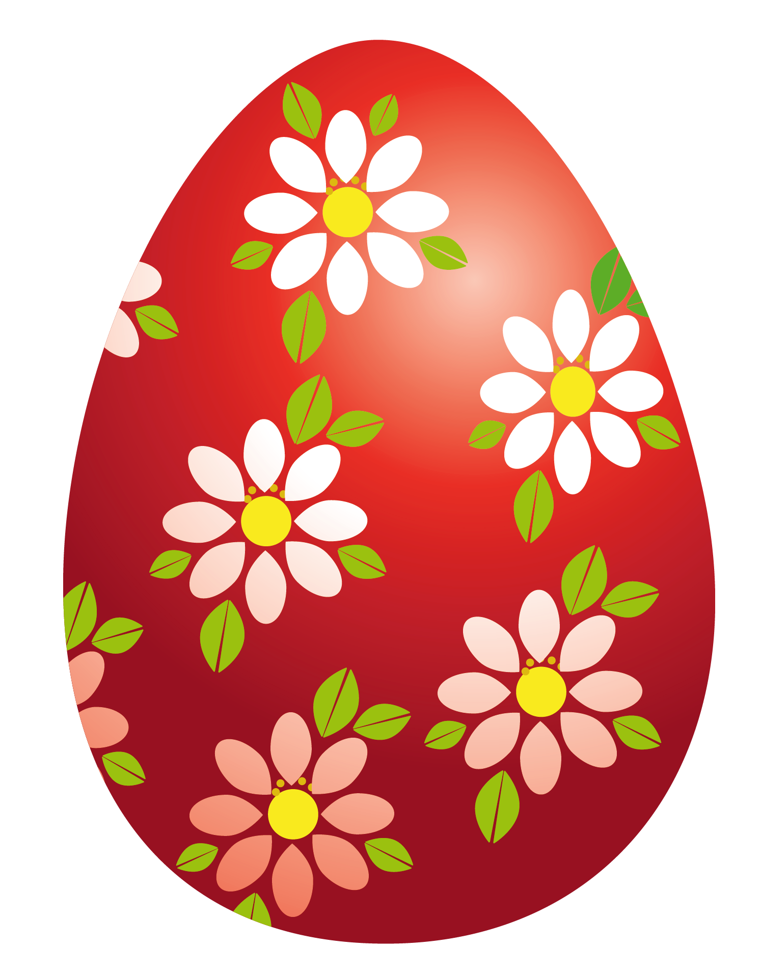 Easter Bunny Red Easter egg Clip art.