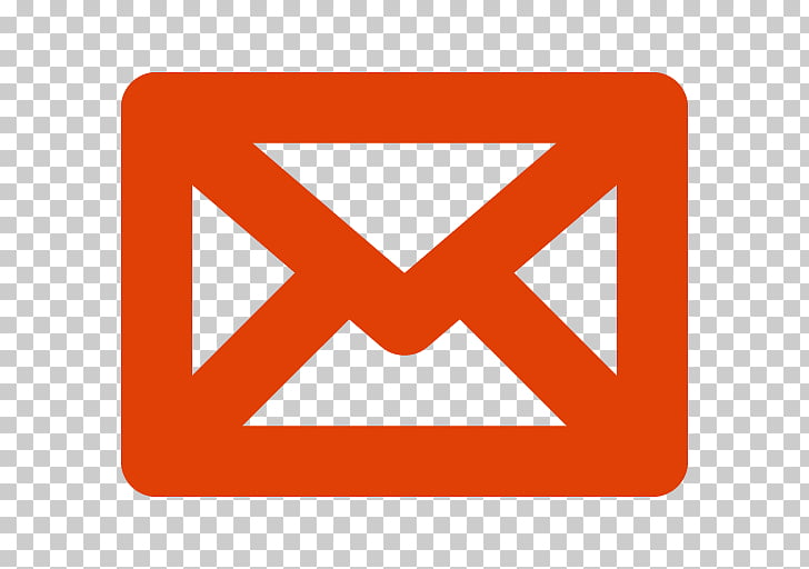 Red Email Computer Icons Color , email PNG clipart.