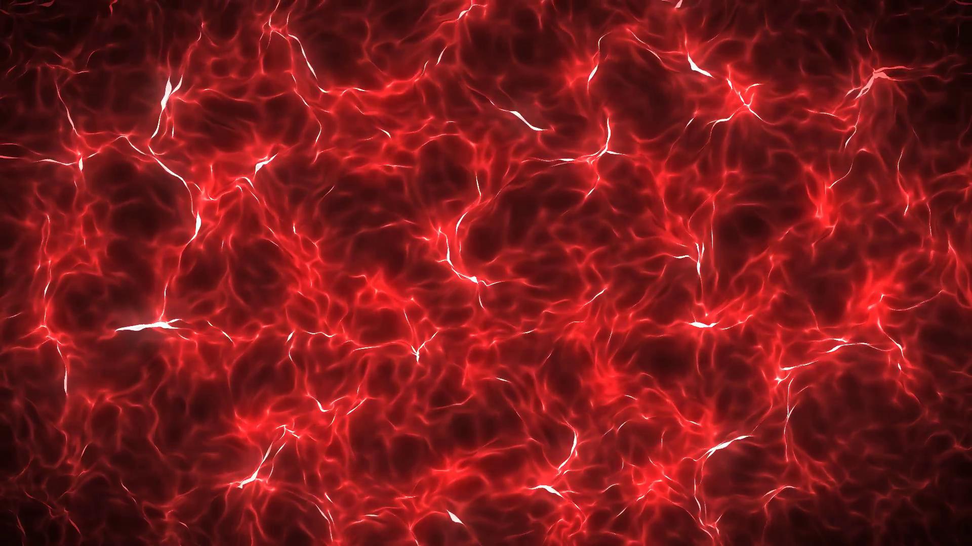 Red Wavy Energy.