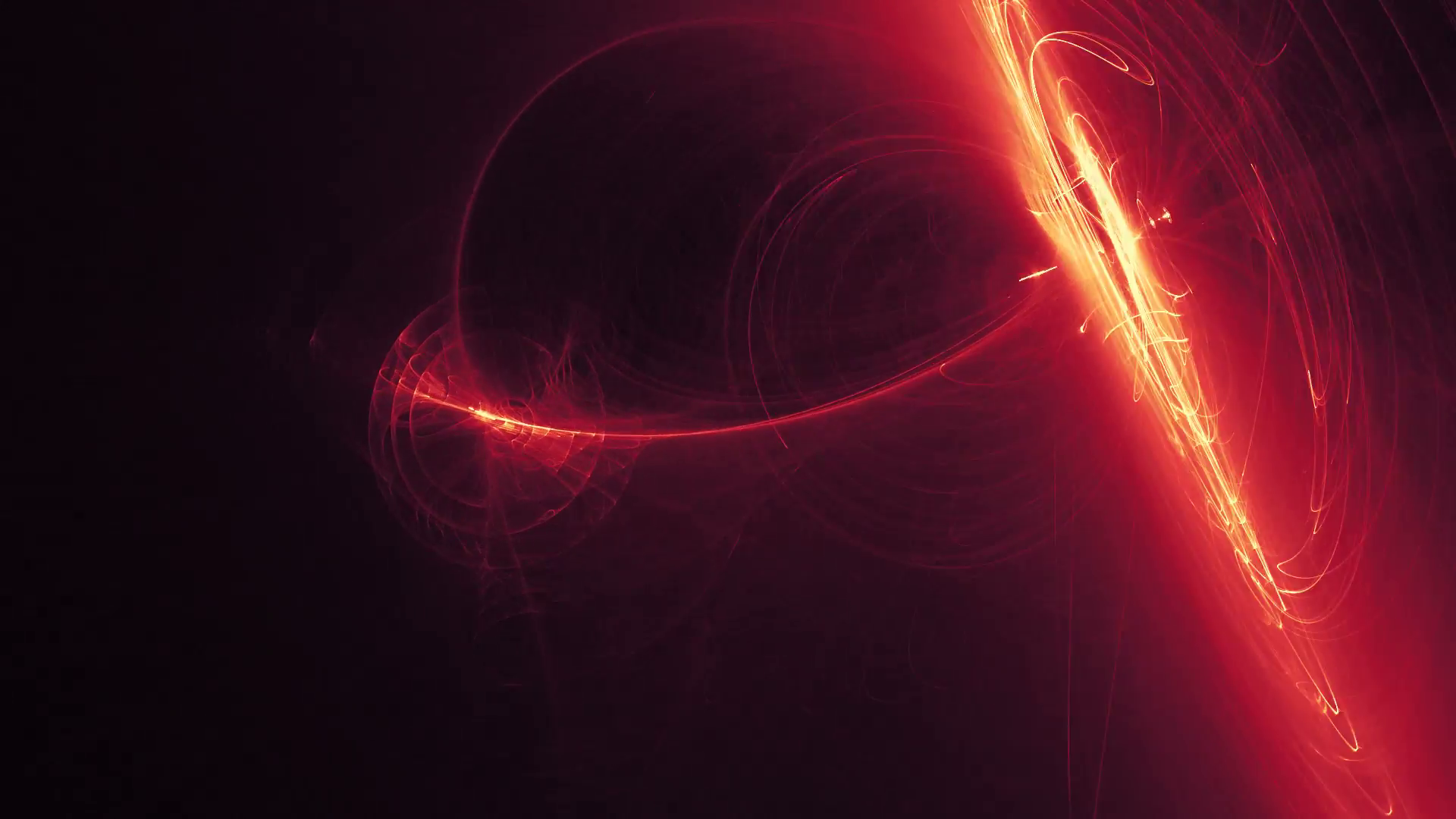 red energy abstrac Motion Background.