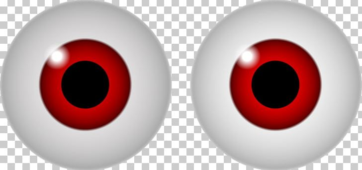Red Eye Googly Eyes Color PNG, Clipart, Clip Art, Color.
