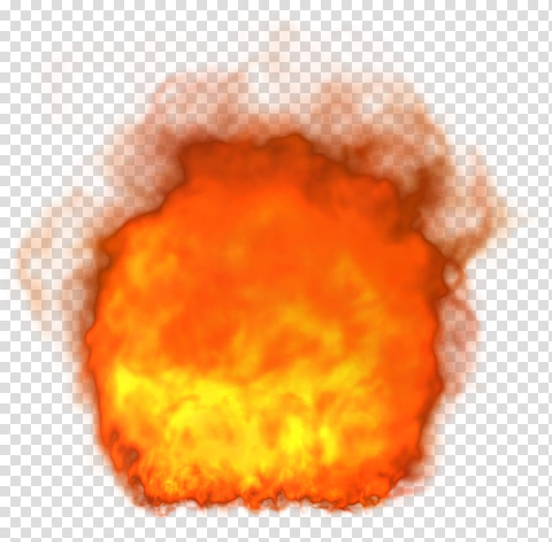 Misc fire element, red fire illustration transparent.