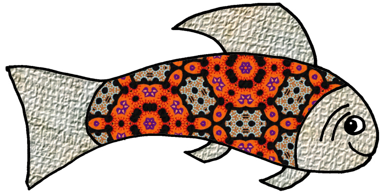 Red Fish Clipart.