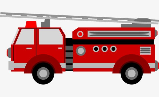 Red Fire Truck PNG, Clipart, Extinguishing, Fire, Fire.
