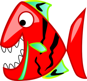Red fish clip art vector clipart cliparts for you.