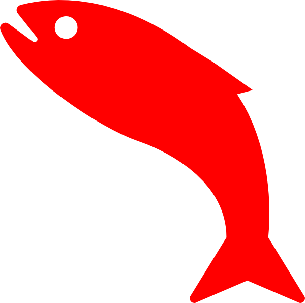 Red Fish Clip Art at Clker.com.