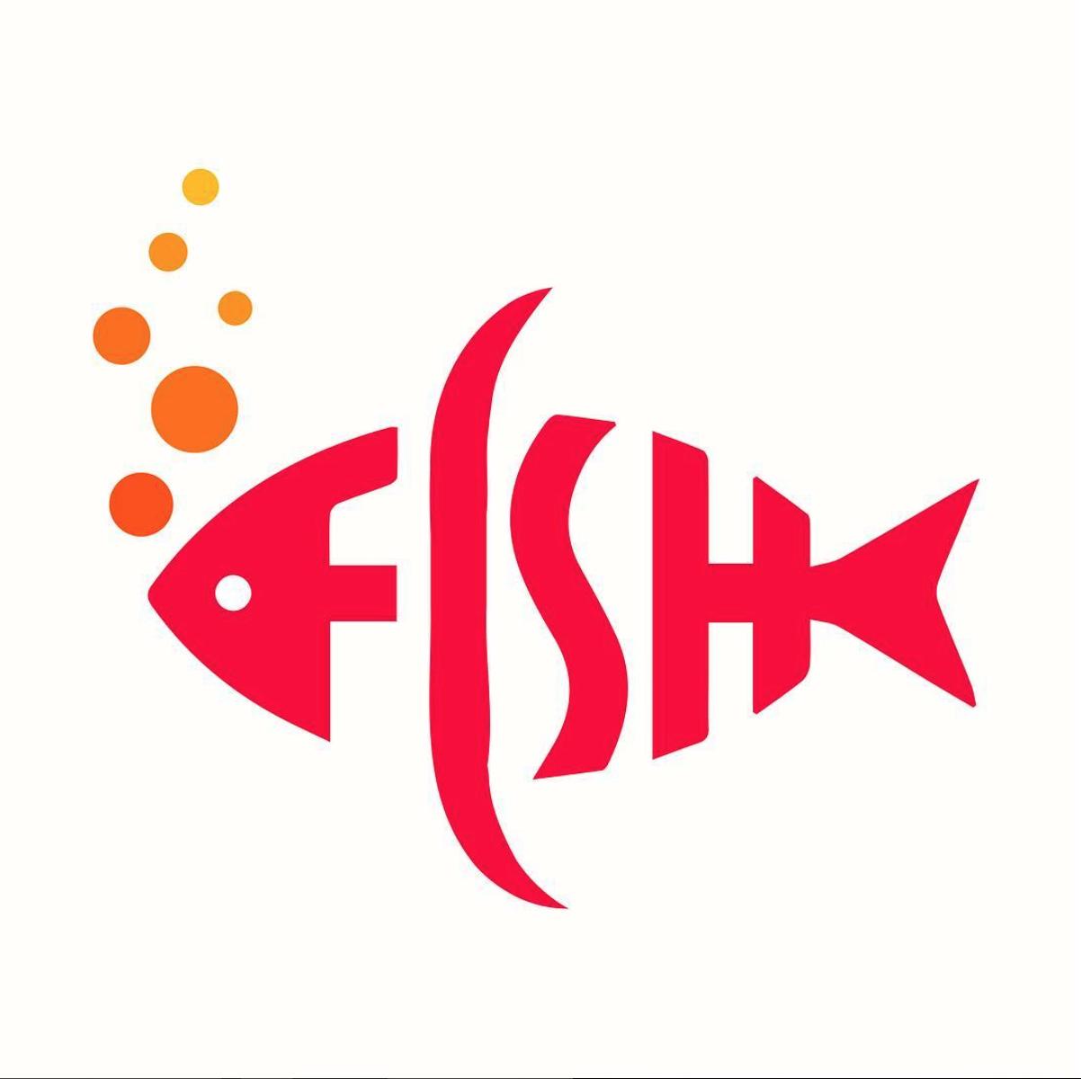 FISH . . #fish #redfish #logo #logos #fishlogo #fishlogos.