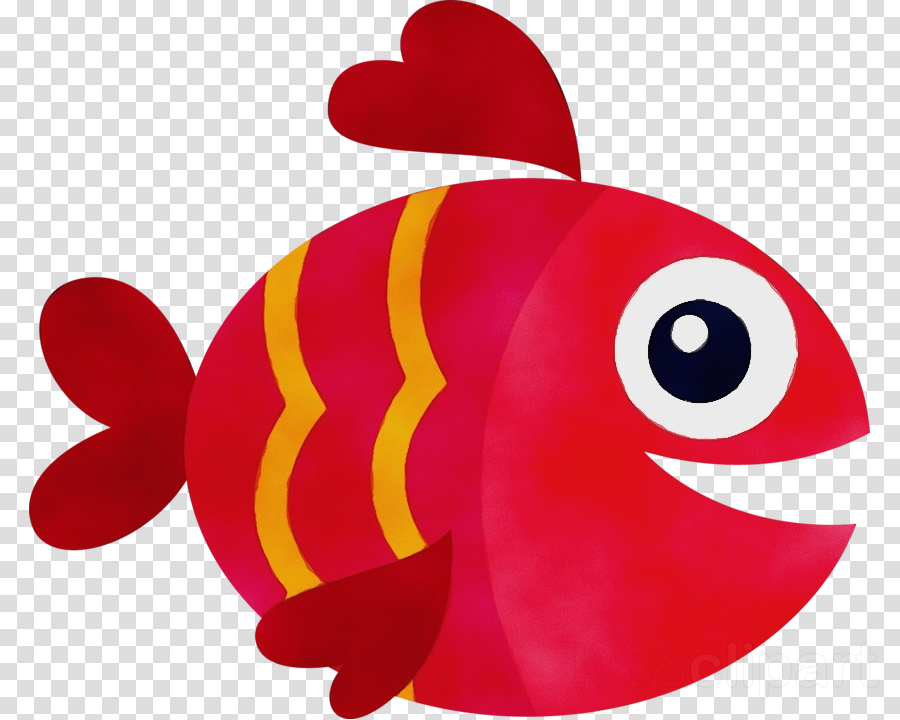 anemone fish clip art fish red fish clipart.