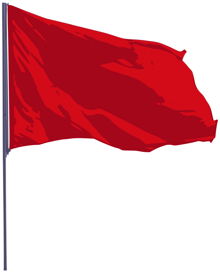 Free Red Flag Transparent Background, Download Free Clip Art.