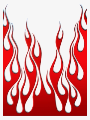 Red Flames PNG Images.