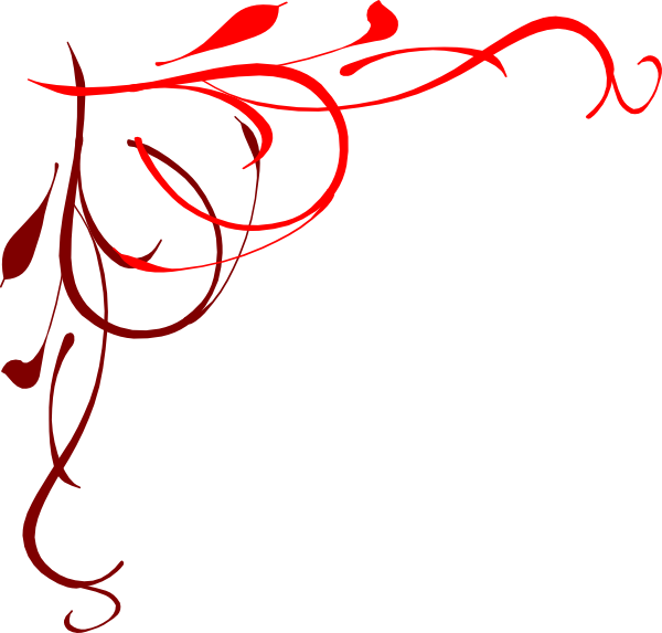 Free Red Flourish Cliparts, Download Free Clip Art, Free.