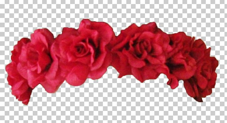 Garden Roses Red Wreath Flower Crown PNG, Clipart.