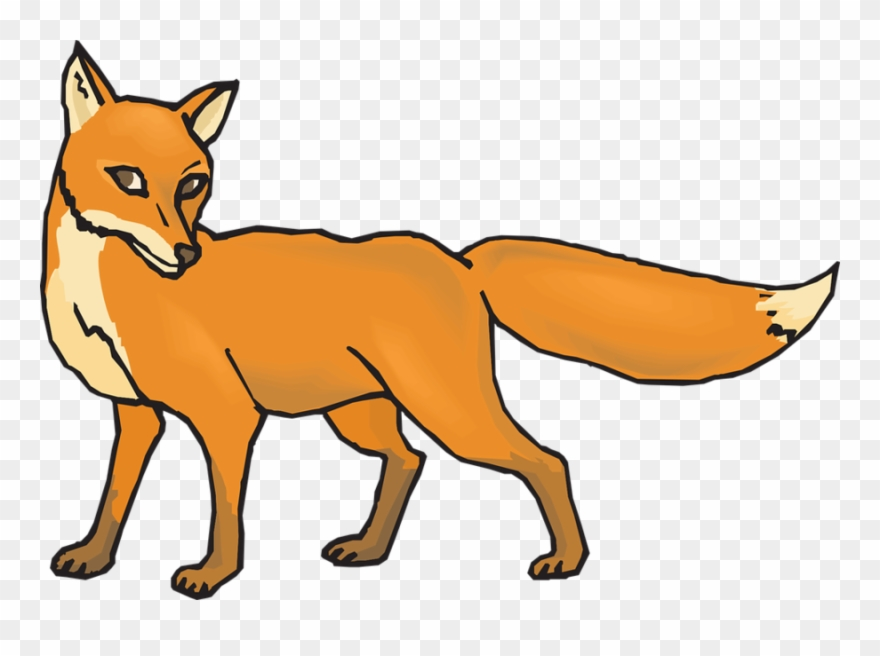 Fox S Clipart Clip Art.