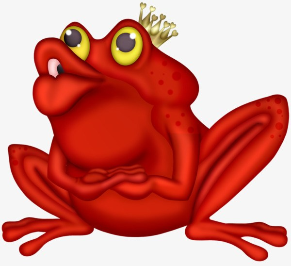 Red frog clipart 5 » Clipart Portal.