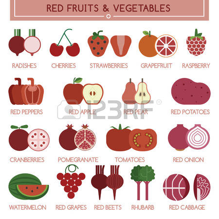 93,473 Red Fruit Cliparts, Stock Vector And Royalty Free Red Fruit.