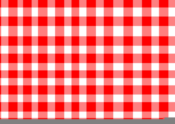 Free Gingham Background Clipart.