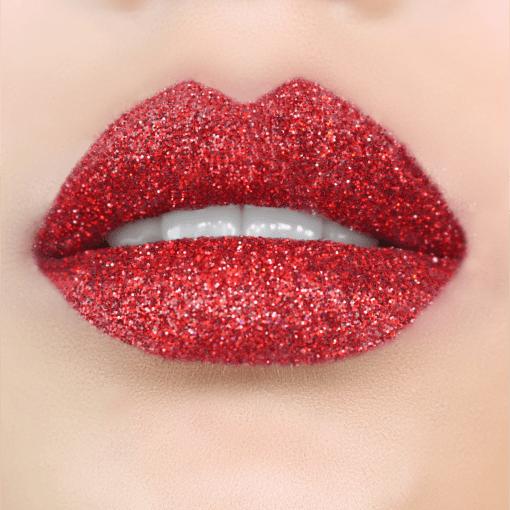 Glitter Lips.