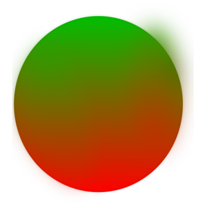 Clipart red green.
