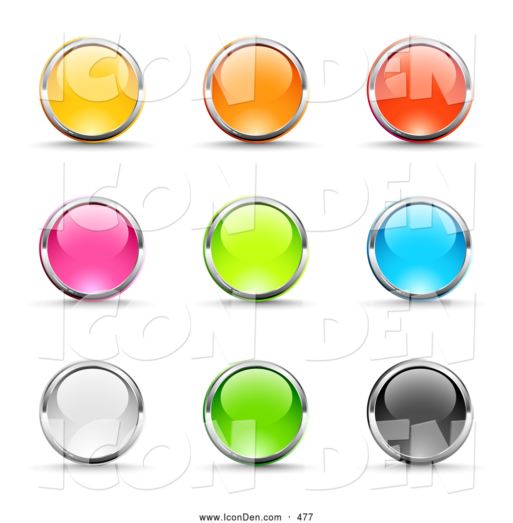Royalty Free Red Stock Icon Designs.