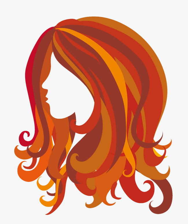 Red hair clipart 4 » Clipart Station.