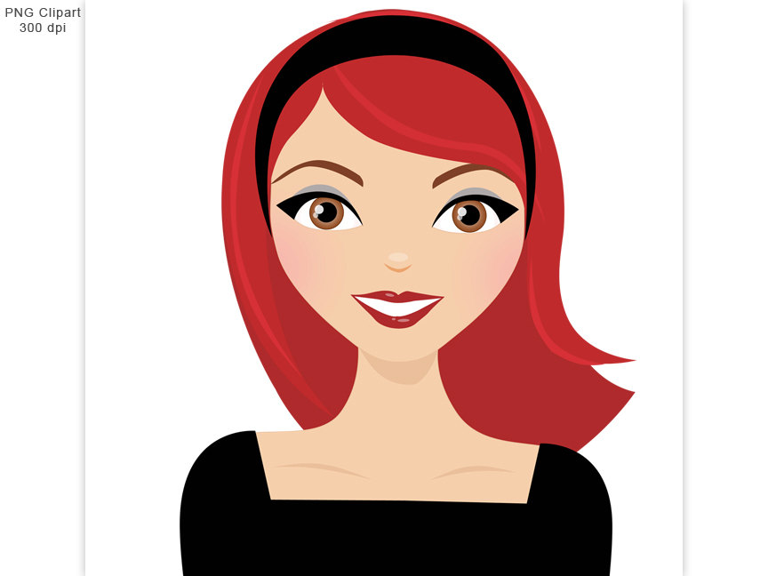 Free Red Head Cliparts, Download Free Clip Art, Free Clip.