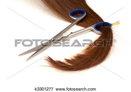Picture of Hair lock in scissors ring k3301277.