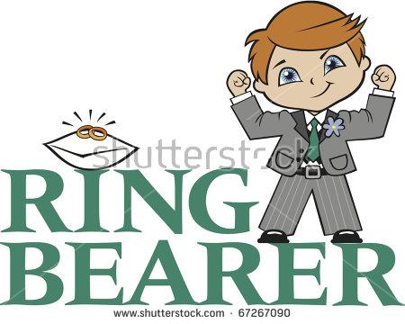 Ring Bearer Stock Photos, Royalty.