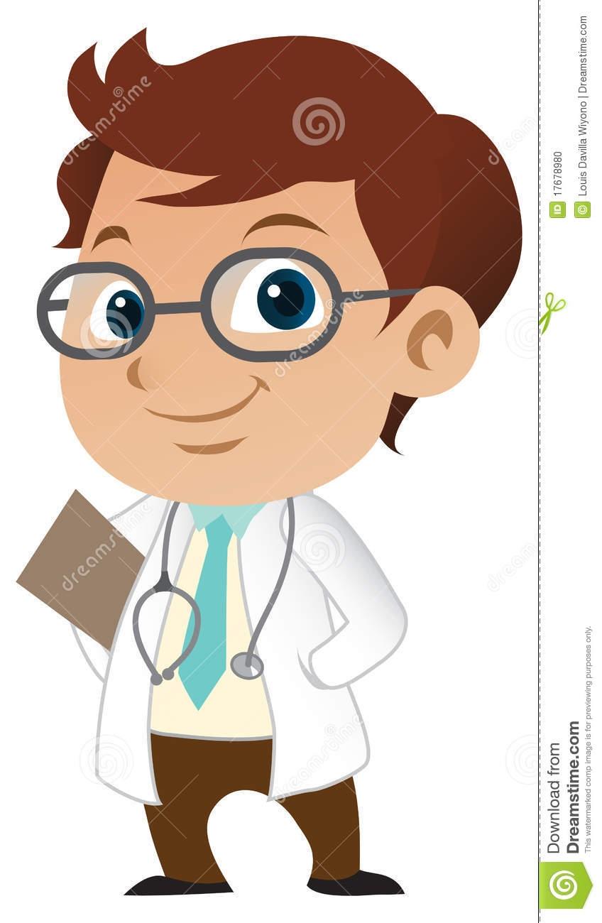 Boy Nurse Clipart.
