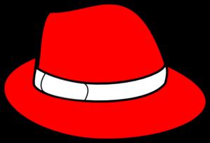 Red Hat Clip Art at Clker.com.