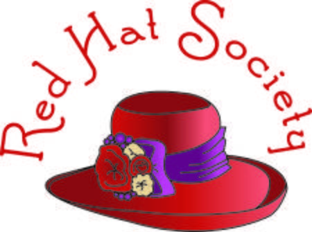 Red hat society clipart 2 » Clipart Station.
