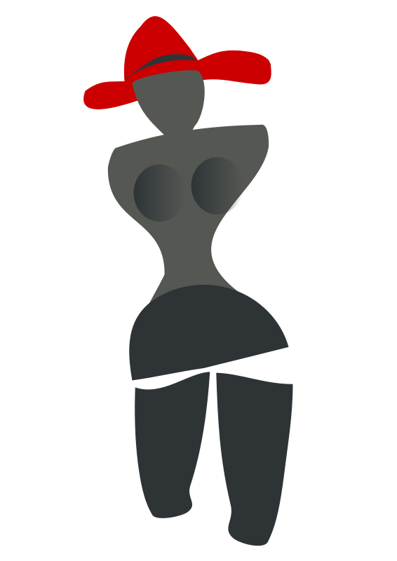 Red Hat People Clipart.