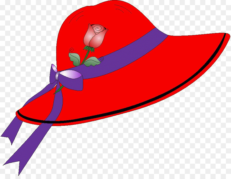 Red hat society clipart 6 » Clipart Station.
