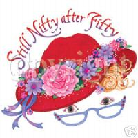 Red Hat Society Clipart.